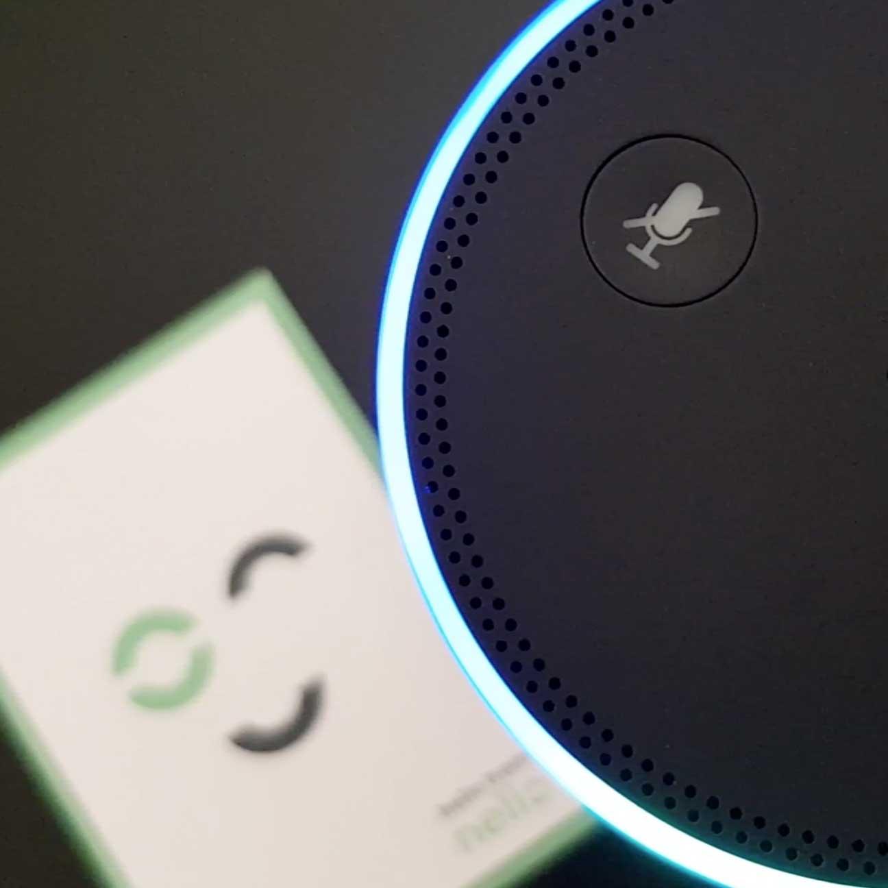 A as in Alexa and API - Control your nello one via voice - nello Blog