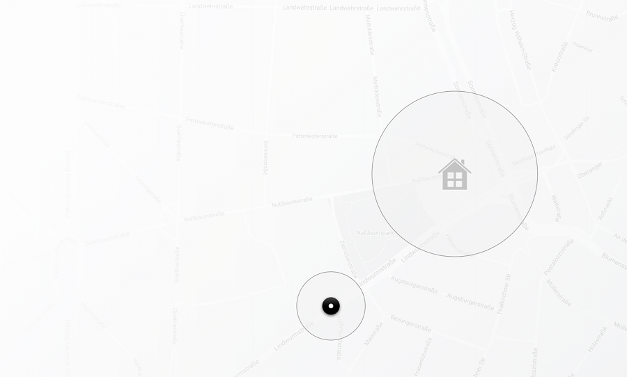 Homezone Unlock inactive