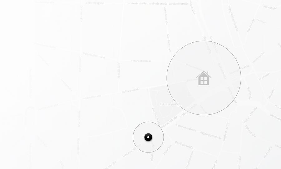 Homezone Unlock inaktiv