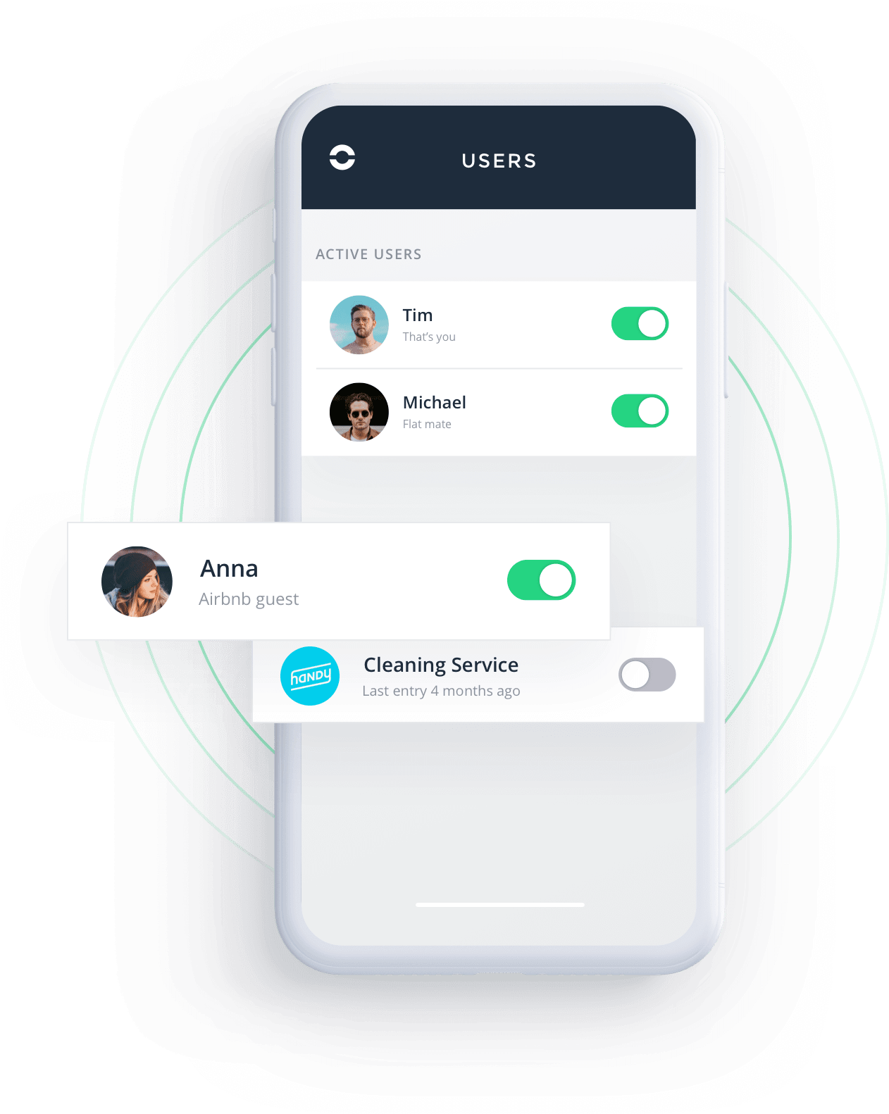 nello one | Get keyless access to your apartment building